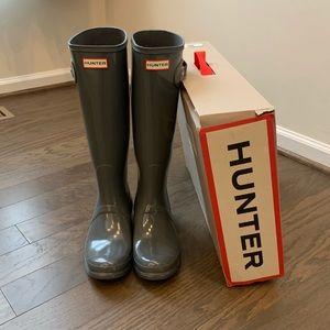 Hunter Size 10 Women's Boots